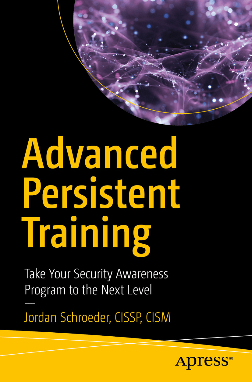 Advanced Persistent Training book cover